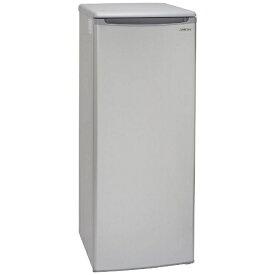 アビテラックス Abitelax 《基本設置料金セット》ACF-112FE 冷凍庫 シルバー ストライプ [1ドア /右開きタイプ /107L][ACF112FE]