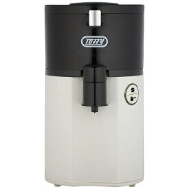 ラドンナ LADONNA K-CM2 コーヒーメーカー Toffy ASH WHITE [全自動 /ミル付き][おしゃれ KCM2]