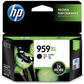 HP エイチピー L0R42AA 純正プリンターインク 959XL 黒[L0R42AA]【wtcomo】