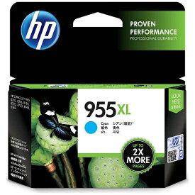 HP エイチピー L0S63AA 純正プリンターインク 955XL シアン[L0S63AA]【wtcomo】