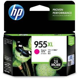 HP エイチピー L0S66AA 純正プリンターインク 955XL マゼンタ[L0S66AA]【wtcomo】
