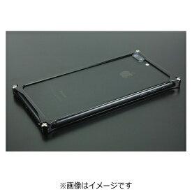 GILD design ギルドデザイン iPhone 7 Plus用 ソリッドバンパー ポリッシュブラック 42014 GI-282PB