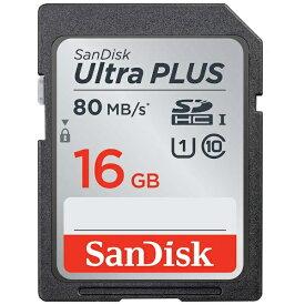 サンディスク SanDisk SDHCカード ウルトラ シリーズ SDSDUSC-016G-JNJIN [16GB /Class10][SDSDUSC016GJNJIN]