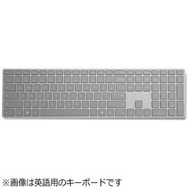 マイクロソフト Microsoft Surface専用ワイヤレスキーボード [Bluetooth 4.1・Android/iOS/Mac/Win] 日本語版 WS2-00019[WS200019]