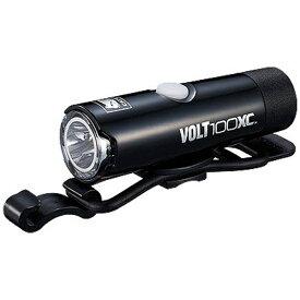 キャットアイ CATEYE ヘッドライト VOLT100XC(ブラック) HL-EL051RC