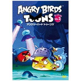 ソニーピクチャーズエンタテインメント Sony Pictures Entertainment アングリーバード トゥーンズ シーズン3 VOL.2 【DVD】