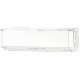 富士通ゼネラル FUJITSU GENERAL エアコン 2017年 nocria(ノクリア)Xシリーズ ホワイト AS-X80G2-W [おもに26畳用 /200V][ASX80G2+AOX80G2]