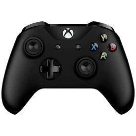 マイクロソフト Microsoft 【純正】Xbox ワイヤレス コントローラー(ブラック)【XboxOne】