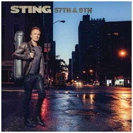 ユニバーサルミュージック スティング/ニューヨーク9番街57丁目 通常盤 【CD】 【代金引換配送不可】