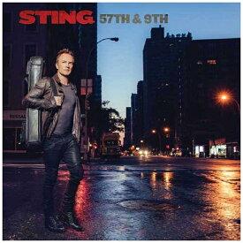 ユニバーサルミュージック スティング/ニューヨーク9番街57丁目 デラックス盤 【CD】 【代金引換配送不可】