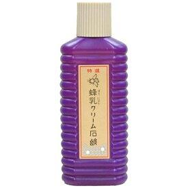 蜂乳 honyu 特選蜂乳 クリーム石鹸(200cc) [洗顔フォーム]【rb_pcp】