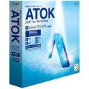 【送料無料】 ジャストシステム 〔Win版〕 ATOK 2017 for Windows ≪ベーシック通常版≫