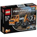 レゴジャパン LEGO(レゴ) 42060 クラシック 道路工事トラック & ショベルカー