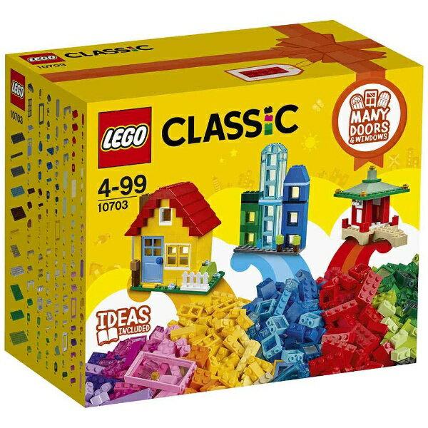 レゴジャパン LEGO(レゴ) 10703 クラシック アイデアパーツ<建物セット>