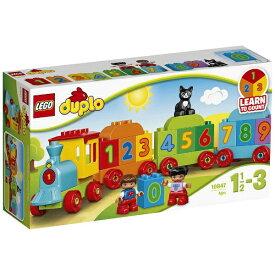 """レゴジャパン LEGO 10847 デュプロ はじめてのデュプロ(R) """"かずあそびトレイン"""""""