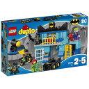 """【送料無料】 レゴジャパン LEGO(レゴ) 10842 デュプロ バットマン""""バットケイブのたたかい"""""""