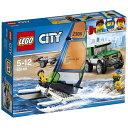 レゴジャパン LEGO(レゴ) 60149 シティ ヨットと4WDキャリアー