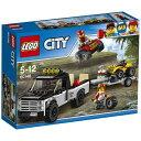 レゴジャパン LEGO(レゴ) 60148 シティ 四輪バギーとトレーラー