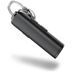 プラントロニクス PLANTRONICS スマートフォン対応[Bluetooth4.1] 片耳ヘッドセット USB充電ケーブル付 (ブラック) Explorer 100[EXPLORER100]