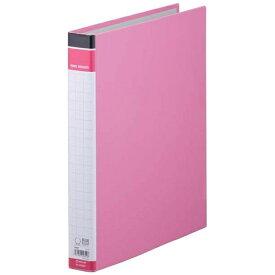 キングジム KING JIM リングバインダー BF 668BF ピンク