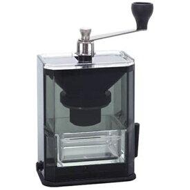 ハリオ HARIO MXR-2TB クリアコーヒーグラインダー 透明ブラック[MXR2TB]