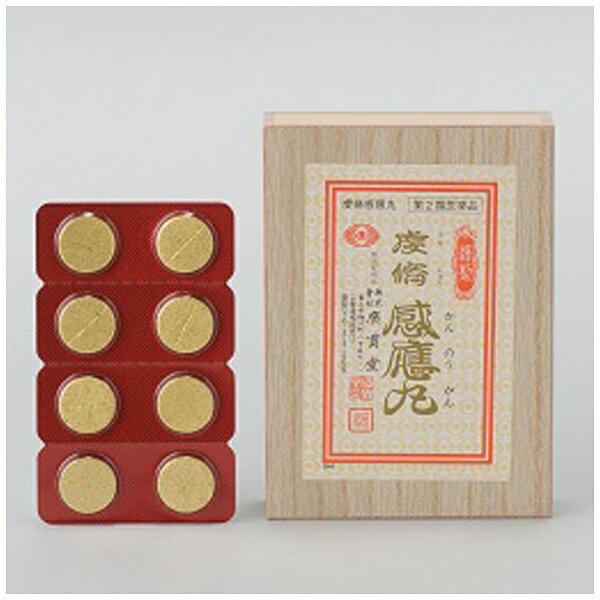 【第2類医薬品】 虔脩感應丸(24粒)【送料無料】 廣貫堂