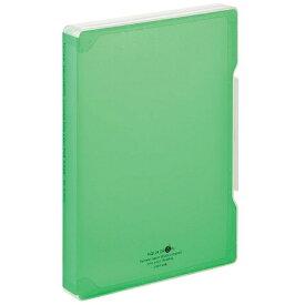 リヒトラブ LIHIT LAB. A-5029-6 黄緑 A4 ファイルケース