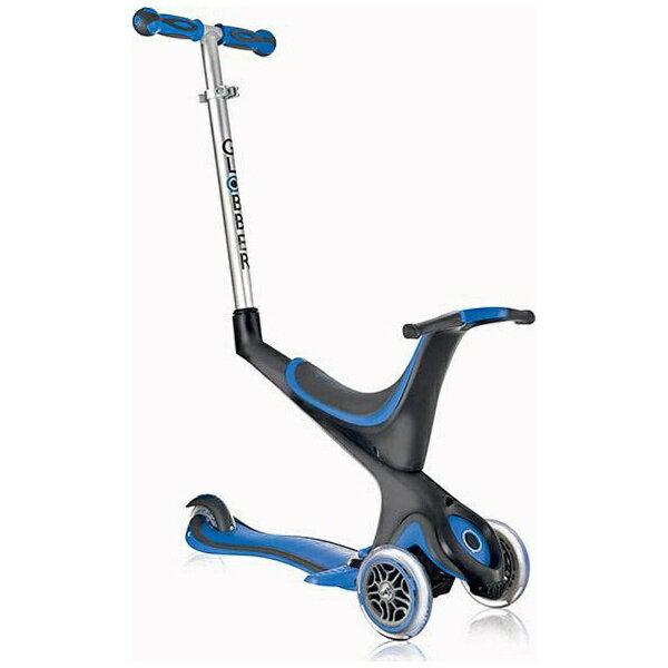 【送料無料】 GLOBBER キックスケーター MY FREE SEAT 5 IN 1(DARK BLUE)