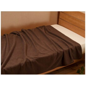 オーシン OSHIN 毛布 エバーウォーム(ダブルサイズ/180×200cm/ブラウン)【日本製】