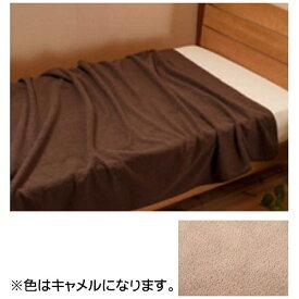 オーシン OSHIN 毛布 エバーウォーム(ダブルサイズ/180×200cm/キャメル)【日本製】