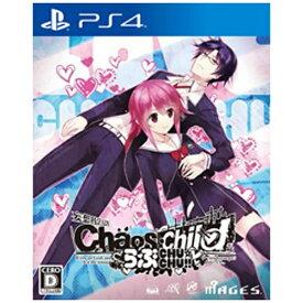 5PB ファイブピービー CHAOS;CHILD らぶchu☆chu!! 通常版【PS4ゲームソフト】 【代金引換配送不可】