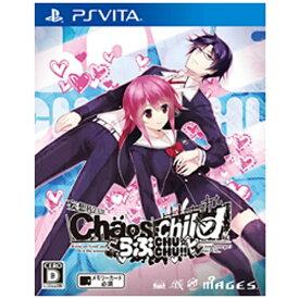 5PB ファイブピービー CHAOS;CHILD らぶchu☆chu!! 通常版【PS Vitaゲームソフト】