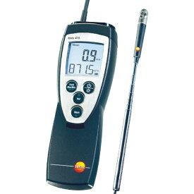 テストー Testo テストー ベーン式風速風量計 TESTO416