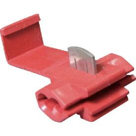 ニチフ端子工業 NICHIFU ニチフ PTコネクタ(100P) PT V-09-RED《※画像はイメージです。実際の商品とは異なります》