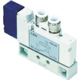 CKD シーケーディ CKD パイロット式5ポート弁 4GA・4GBシリーズ 4GA410-C8-3《※画像はイメージです。実際の商品とは異なります》