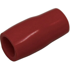 ニチフ端子工業 NICHIFU ニチフ 絶縁キャップ(100P) TIC 60-RED《※画像はイメージです。実際の商品とは異なります》