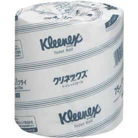 日本製紙クレシア crecia クレシア クリネックストイレットロール 75mシングル 10820