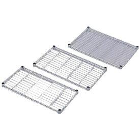 アイリスオーヤマ IRIS OHYAMA IRIS メタルラックミニ用棚板 600×400×33 MTO-6040T《※画像はイメージです。実際の商品とは異なります》
