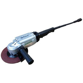 日本電産テクノモータ NIDEC TECHNO MOTOR NDC 高周波グラインダ180mm 防振形 ブレーキ付 HDGS-180AB