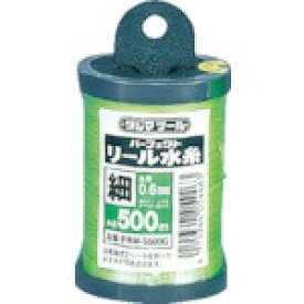 TJMデザイン タジマ パーフェクト リール水糸蛍光グリーン/細 PRM-S500G