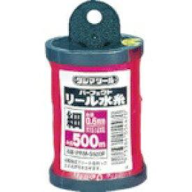 TJMデザイン タジマ パーフェクト リール水糸蛍光ピンク/細 PRM-S500P
