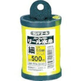 TJMデザイン タジマ パーフェクト リール水糸蛍光イエロー/細 PRM-S500Y