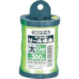 TJMデザイン タジマ パーフェクト リール水糸蛍光グリーン/太 PRM-M300G