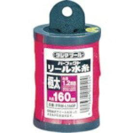 TJMデザイン タジマ パーフェクト リール水糸蛍光ピンク/極太 PRM-L160P