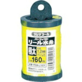 TJMデザイン タジマ パーフェクト リール水糸蛍光イエロー/極太 PRM-L160Y