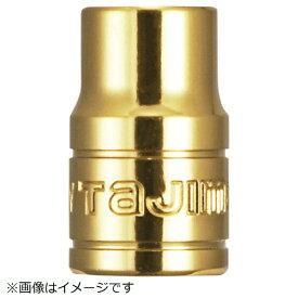 TJMデザイン タジマ ソケットアダプター3分用ショート 10mm 6角 TSKA3S-10-6K《※画像はイメージです。実際の商品とは異なります》