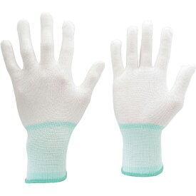 ミドリ安全 MIDORI ANZEN ミドリ安全 ポリエステル手袋 (ノンコート)10双入 M NPU-132-M