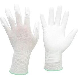 ミドリ安全 MIDORI ANZEN ミドリ安全 薄手 品質管理用手袋(手のひらコート) 10双入 M NPU-150-M