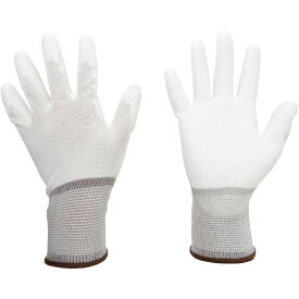 ミドリ安全 MIDORI ANZEN ミドリ安全 ポリエステル手袋 (手のひらコート)10双入 SS NPU-130-SS