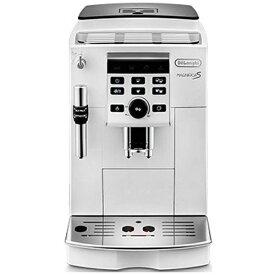 デロンギ Delonghi ECAM23120WN エスプレッソマシン MAGNIFICA S(マグニフィカS) ホワイト [全自動 /ミル付き][コーヒーメーカー ECAM23120WN]